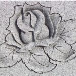 Rose Carving